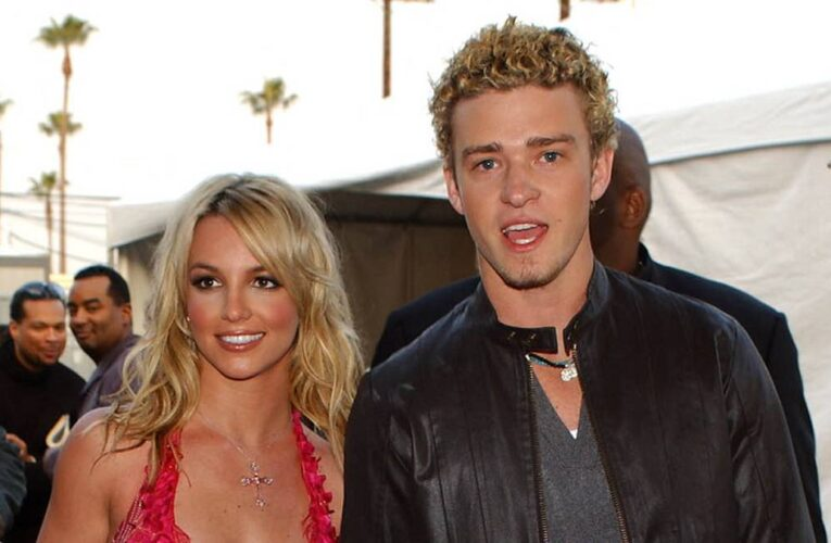 Justin Timberlake se disculpa con Britney Spears