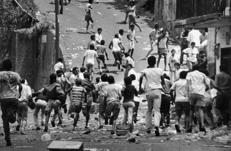 Roger Cedeño: Estamos en peores condiciones que cuando se dio el Caracazo