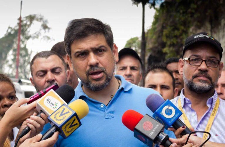 Carlos Ocariz: Iremos a las regionales si se dan las condiciones