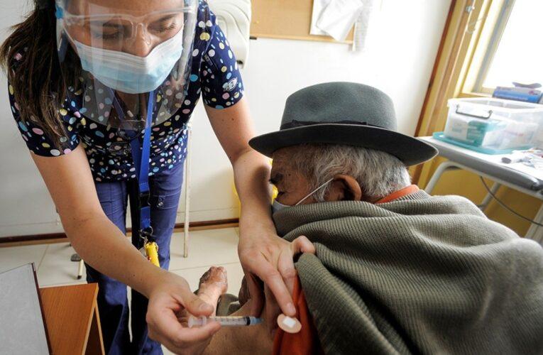 Chile superó el millón de vacunados