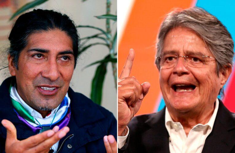Pérez y Lasso se disputan el segundo lugar en Ecuador