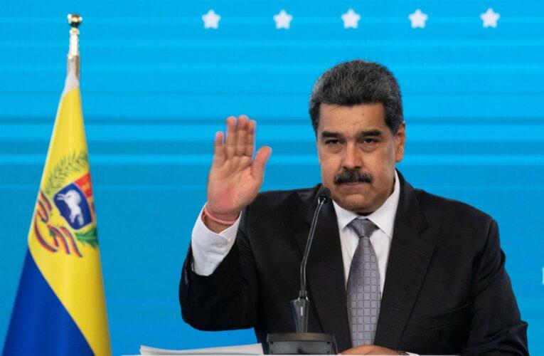 Maduro: Sanciones limitan respuesta de Venezuela a la pandemia