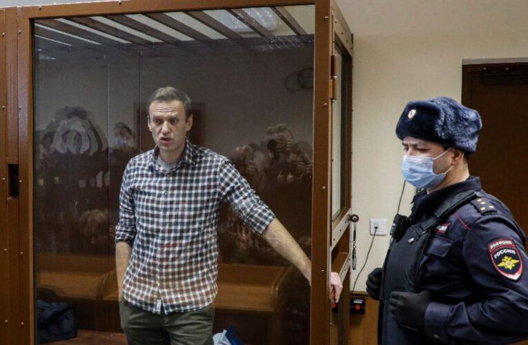UE impondrá sanciones a Rusia por detención de Navalny