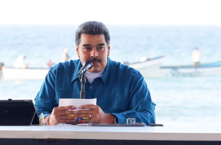 Maduro: No habrá conciertos ni caravanas en carnavales
