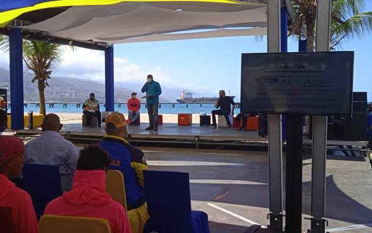 Pescadores presentaron propuestas ante Minpesca