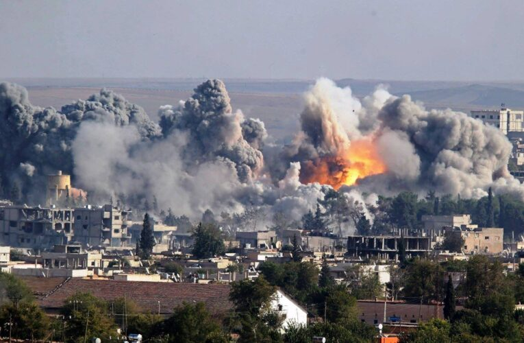 EEUU bombardea Siria contra milicias proiraníes