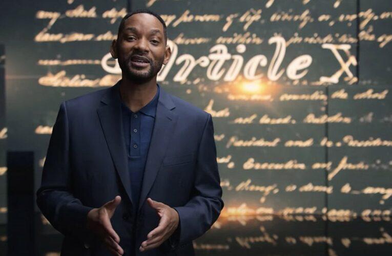 Will Smith hablará sobre la igualdad en Netflix