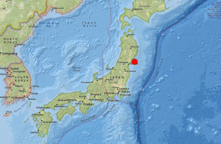 Alerta de tsunami en Japón tras sismo de 7,2