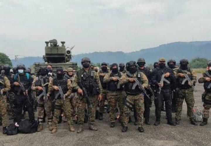 Envían al FAES a Apure para combatir la guerrilla