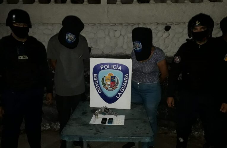 Detenidos con revólver y crack en La Lucha