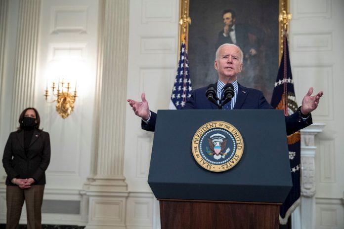 Senado aprobó pago de $1.400 para cada estadounidense