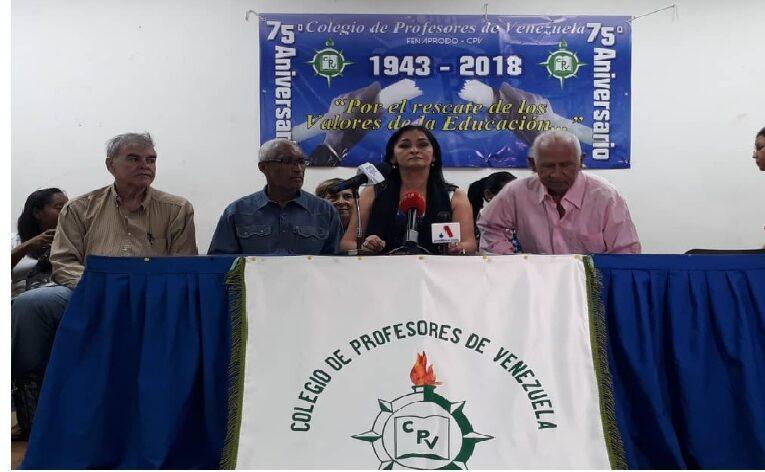 Colegio de Profesores exige que MinEdu les pague deuda de 280%