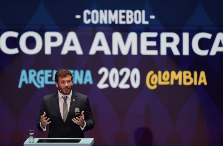 Copa América ratifica su calendario