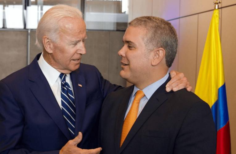 Duque felicitó a Biden por TPS para venezolanos