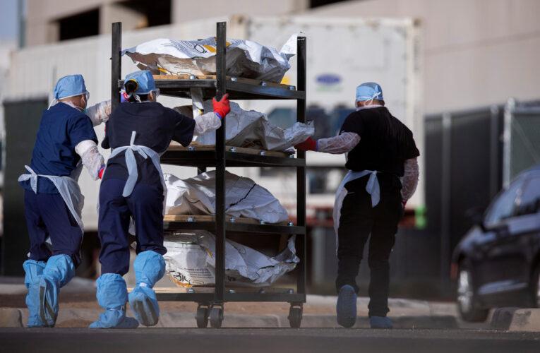 Europa superó los 900 mil muertos por covid