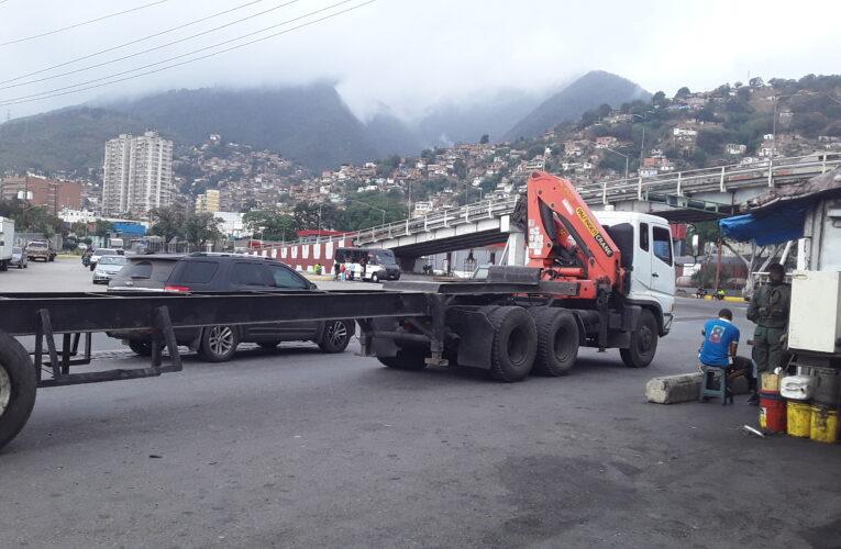 Palumbo: La situación es dramática para el transporte