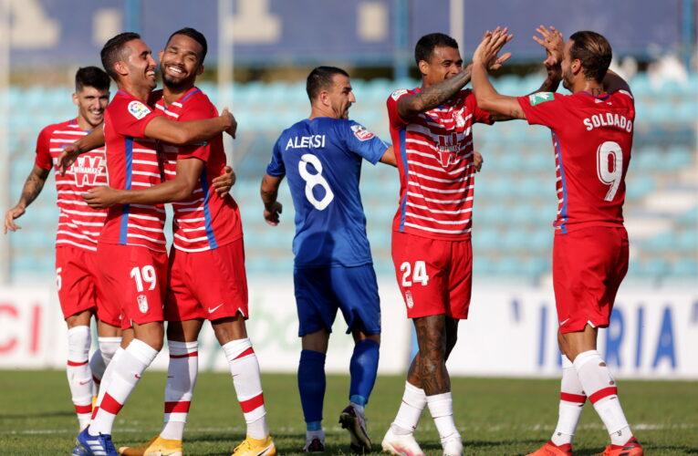 Granada sigue haciendo historia en la Europa League