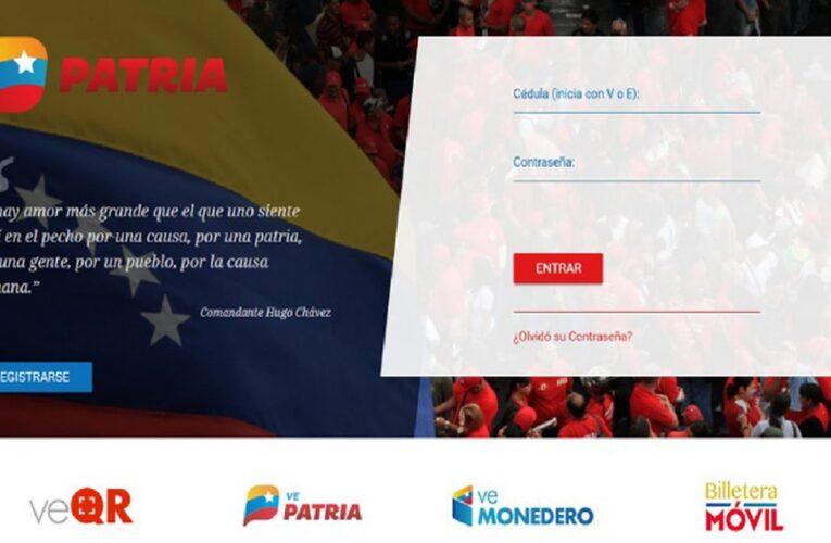 Docentes rechazan pago vía Patria