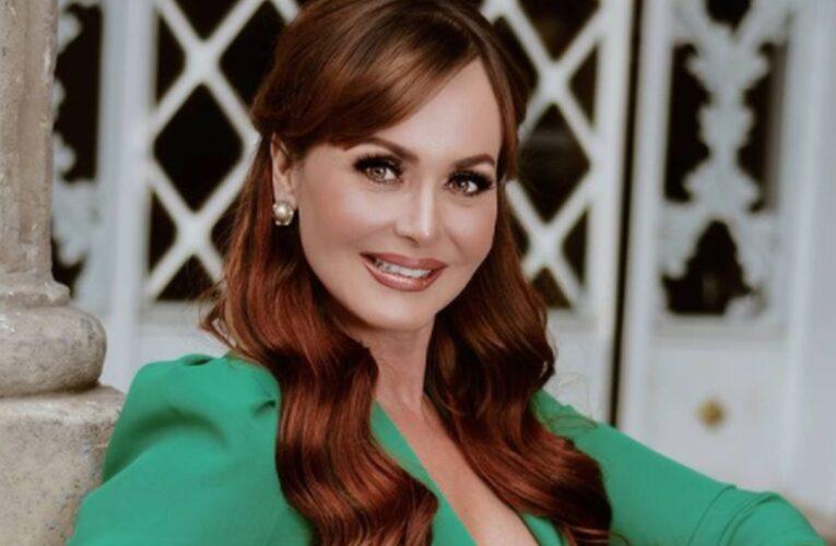 Gaby Spanic vuelve a la tv enamorada de joven de 25