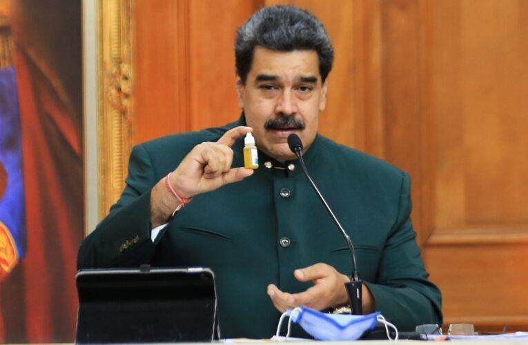 """Maduro denuncia """"totalitarismo digital"""" por bloqueo de su cuenta en Facebook"""