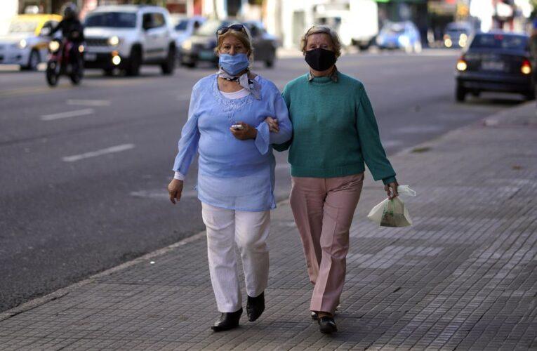 Uruguay confirma casos de la cepa brasileña