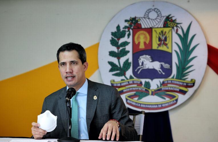 Guaidó aprobará acuerdo para financiar acceso a las vacunas