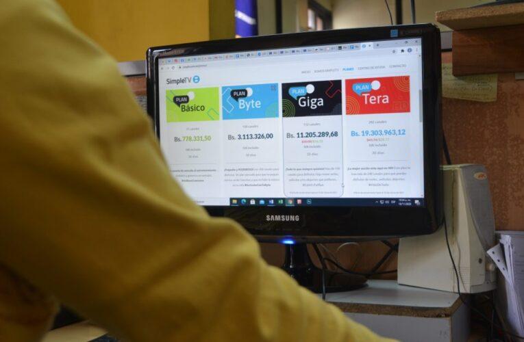 Simple TV «ajusta» precios e incorpora nuevos canales