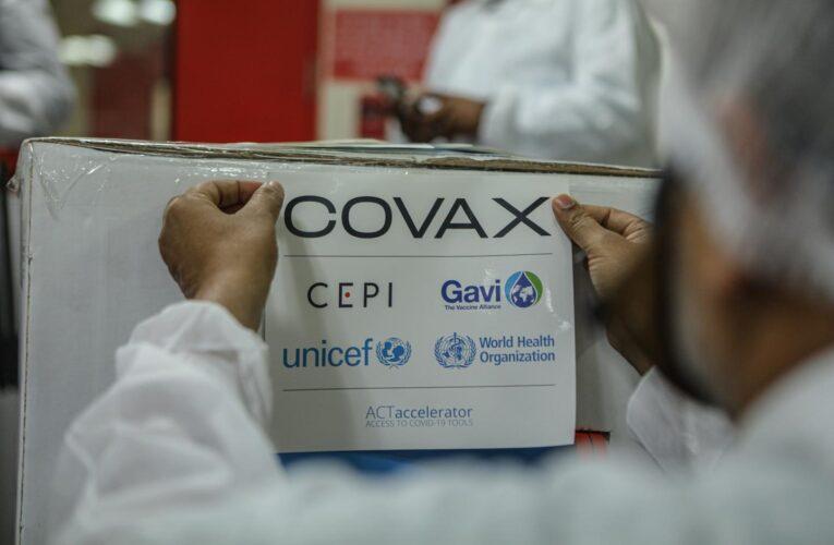 Perú es el segundo país de América en recibir vacunas Covax