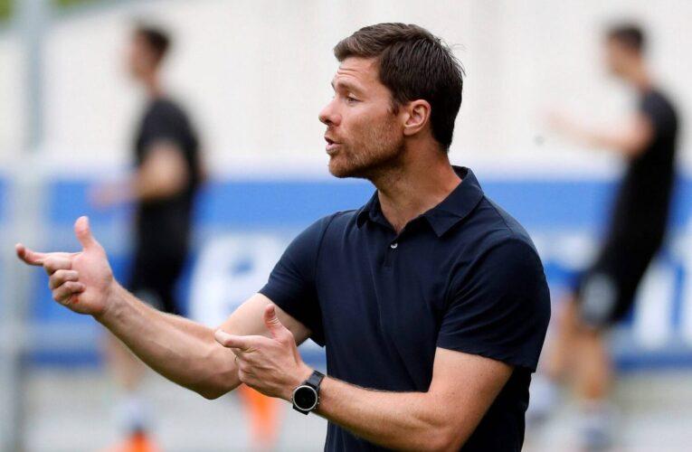 Xabi Alonso nuevo técnico del Gladbach