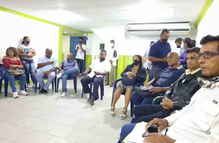 13 partidos respaldan precandidatura unitaria a la gobernación