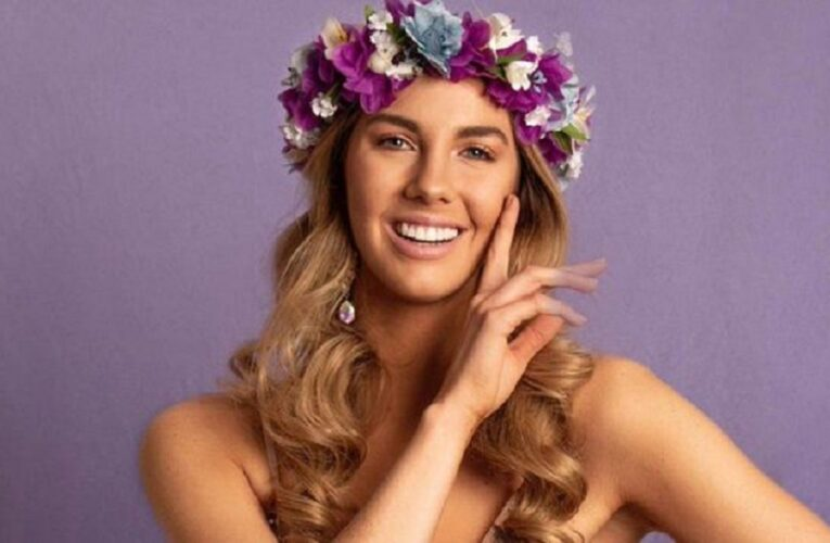 Venezolana prepara a la Miss Argentina 2020