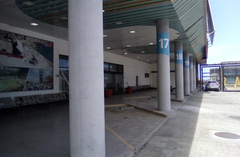 Paralizados 10 buses Sitssa por falta de gasoil