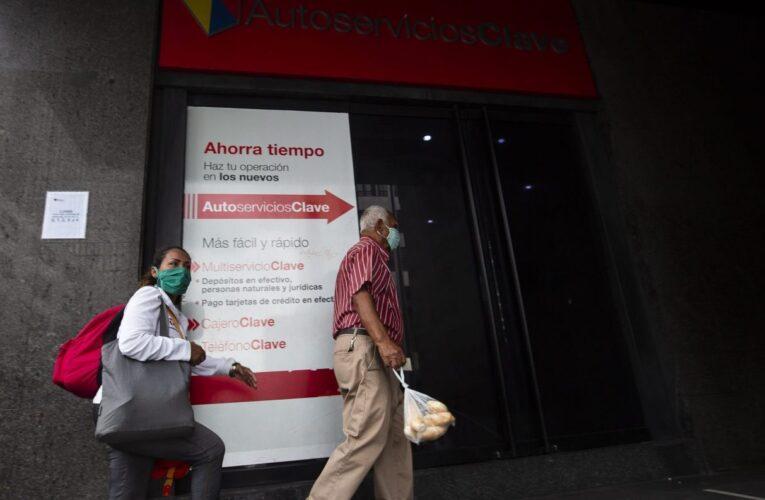 Banco de Venezuela abrió más de 217 mil cuentas en divisas