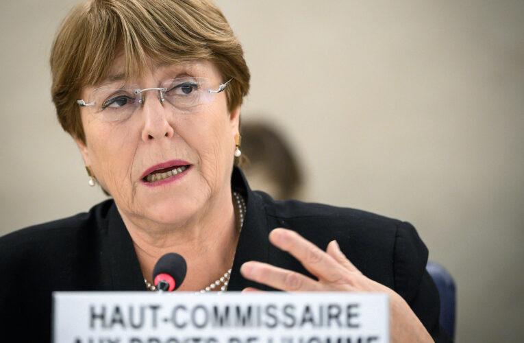 Bachelet actualiza informe: Ejecuciones extrajudiciales y sueldo de menos de $1