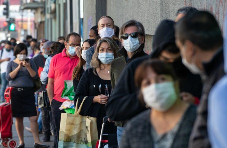 Chile impone confinamiento a más de 16 millones de habitantes