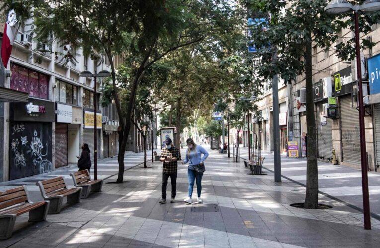 Chile: Cuarentena total en la Región Metropolitana de Santiago