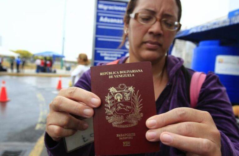 $80 por la entrega de pasaportes a domicilio cobrará el Saime