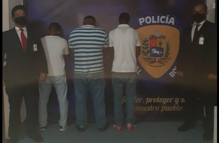 3 detenidos en Hugo Chávez por dirigir red de prostitución de menores