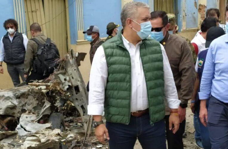 Duque a las FARC: Los vamos a destruir por completo