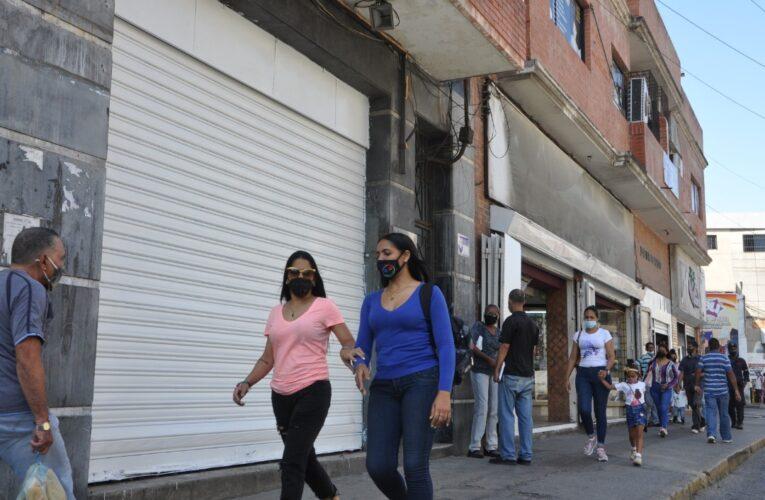 4 muertes y 429 casos de covid en Venezuela