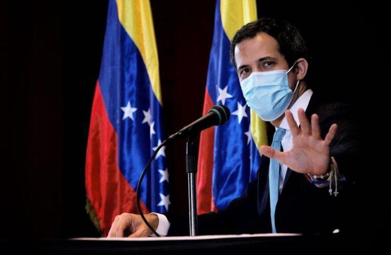 Guaidó pide más presión internacional