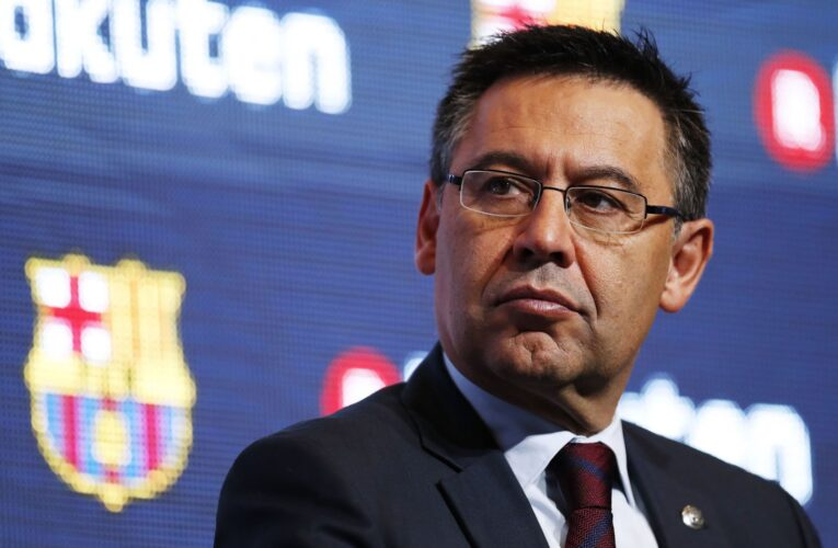 Detenido expresidente del Barcelona