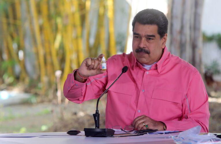 Facebook bloquea cuenta de Maduro por promover el Carvativir