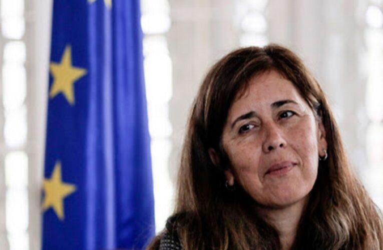 Embajadora de la UE ya salió del país
