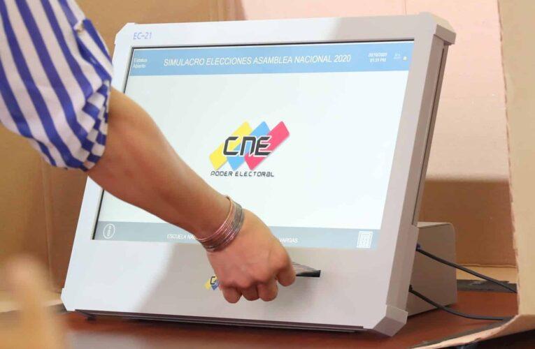 Súmate: 53,3% de los candidatos al CNE milita en el PSUV