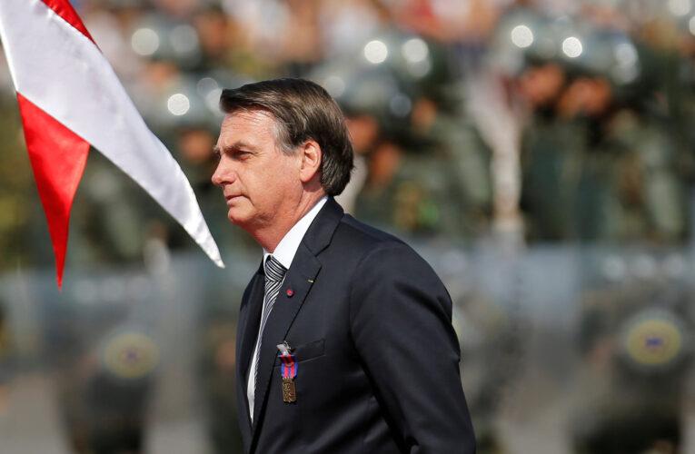 Renunció la cúpula militar de Brasil