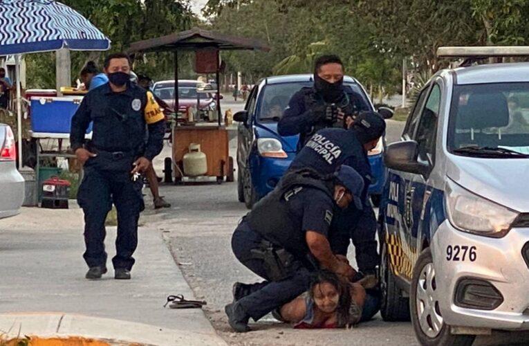 """AMLO sobre muerte de migrante por la policía: """"Nos llena de vergüenza"""""""