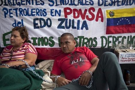 «OIT aprieta medidas contra el Gobierno por violar convenios»