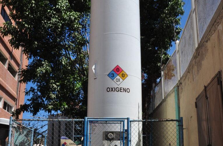 Sí hay oxígeno en Pariata