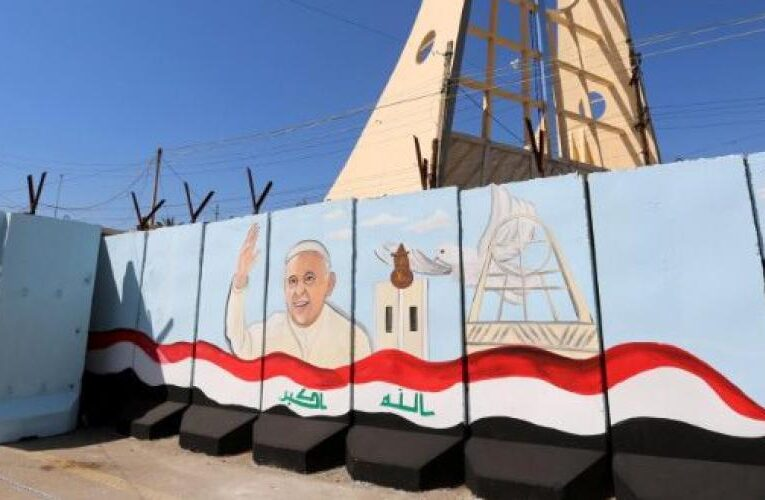 Papa visitará Irak este viernes